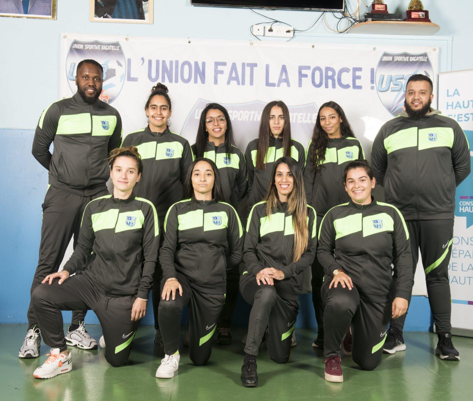 R1 Futsal Féminin - Copie